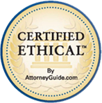 AttorneyGuide Certified Ethical Lawyers in Nevada